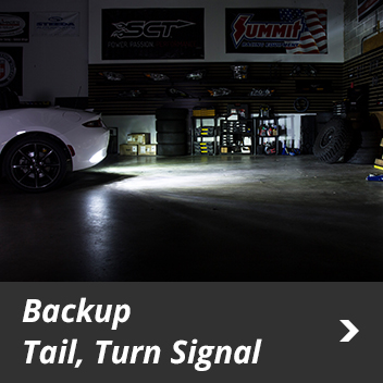 Tail and Turn LED Bulbs