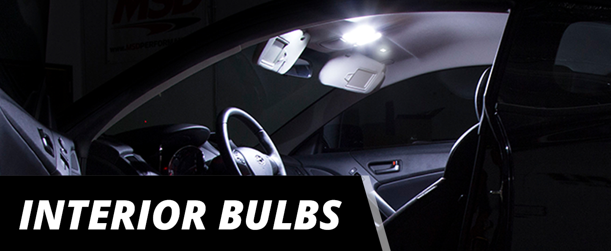 Automotive Led Replacement Bulbs Lighting Upgrades