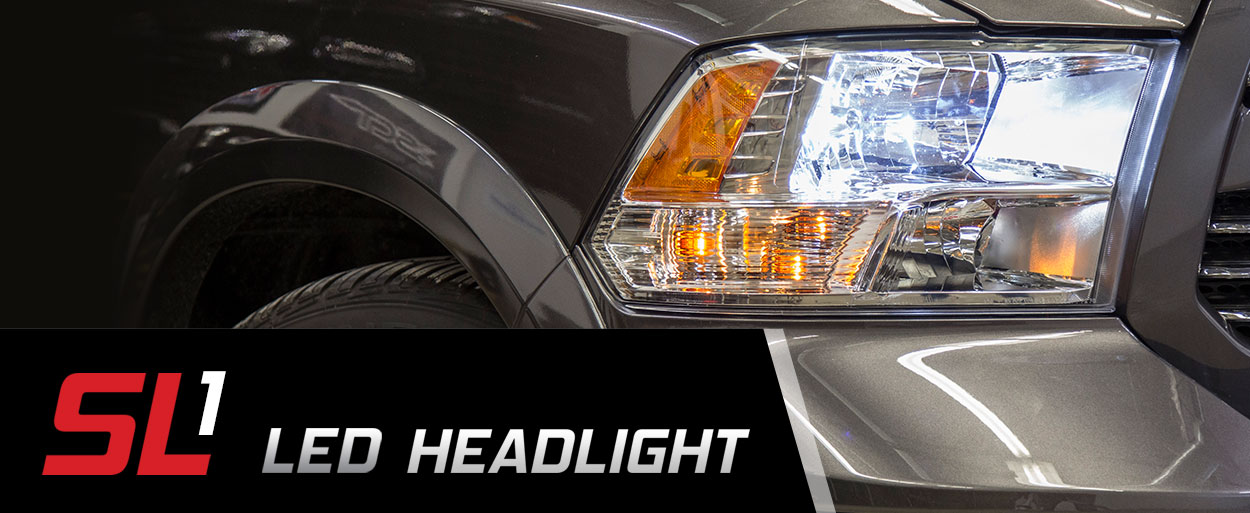 Automotive LED Replacement Bulbs & Lighting Upgrades