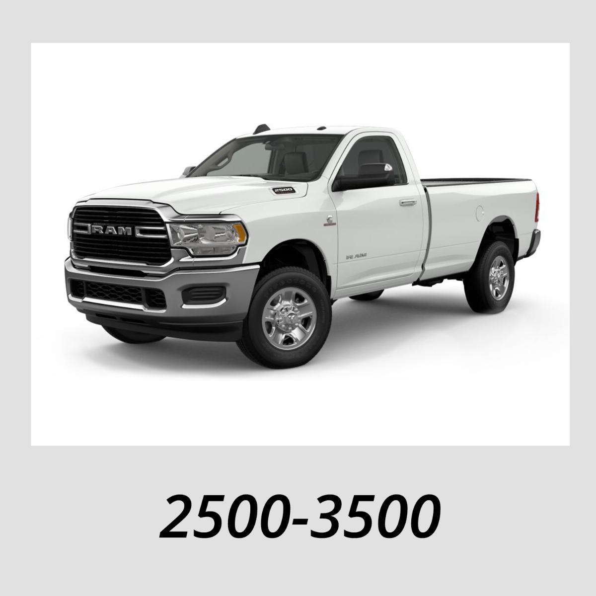 Ram 2500/3500
