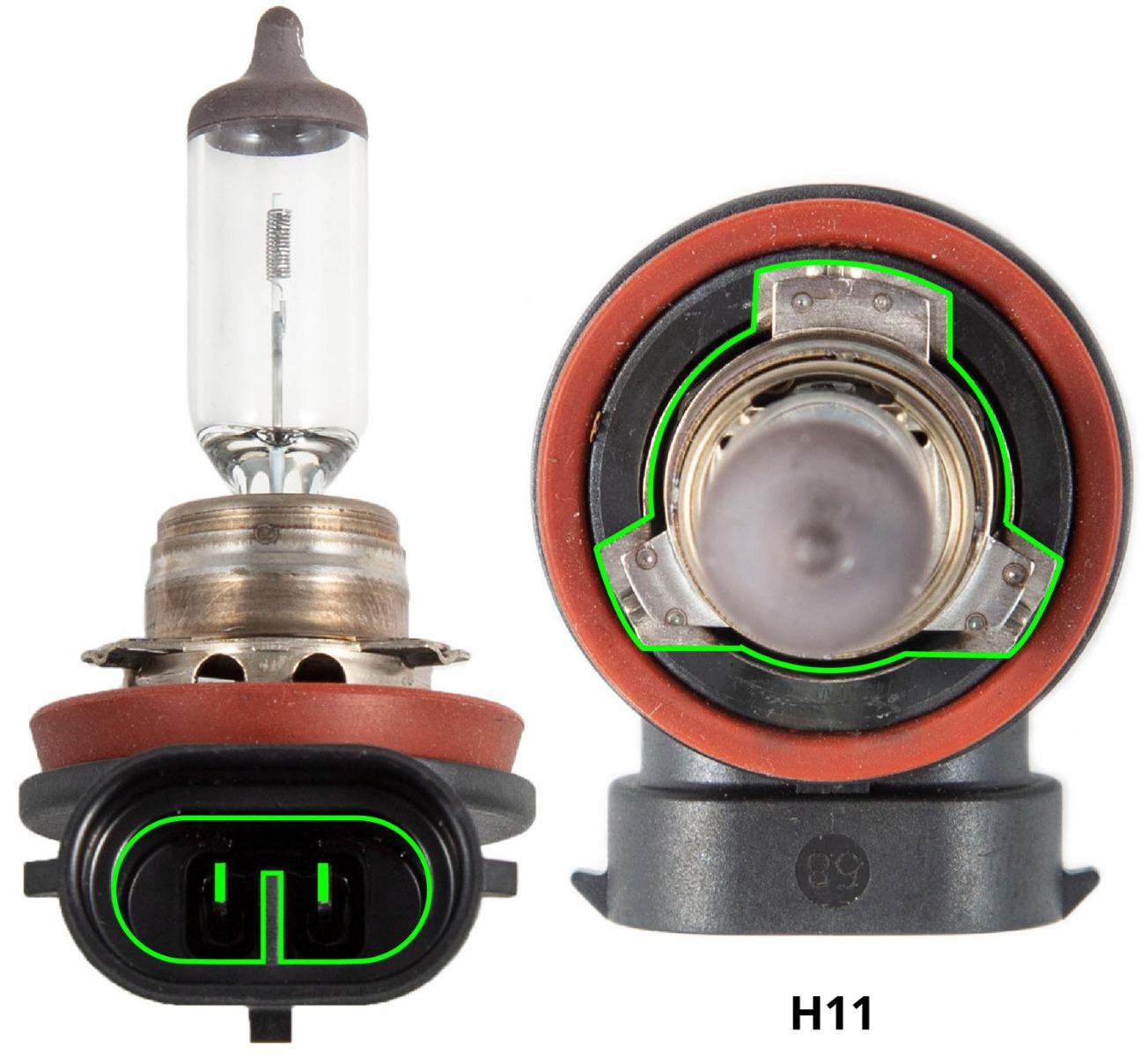 H11 stock bulb