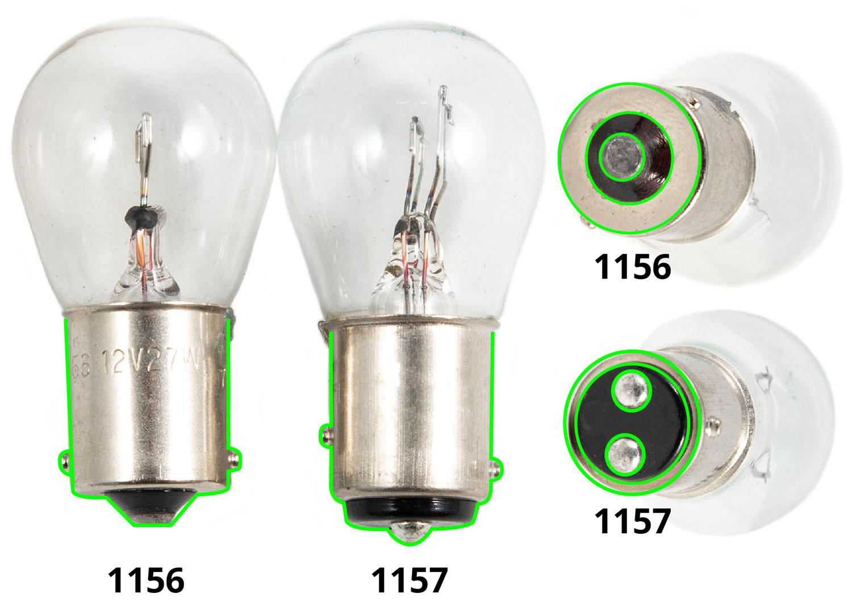 1156-1157 stock bulb
