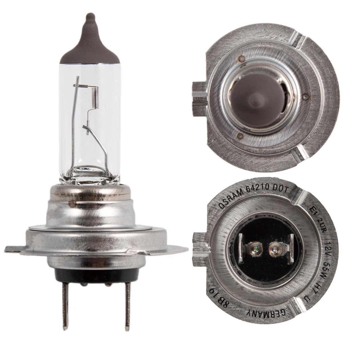H7 stock bulb