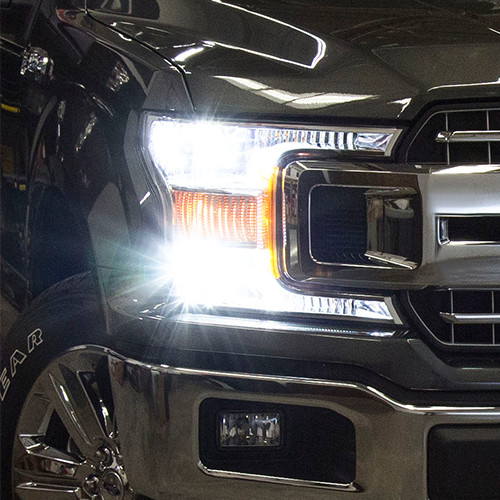 High Beam LED Headlight for 2015-2017 Ford F-150
