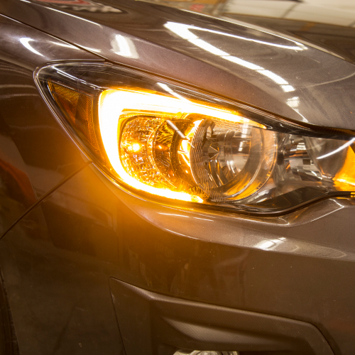 2016-2019 Subaru Impreza C-Light Switchback LED Halos