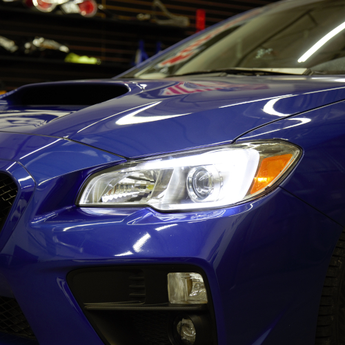 2015-2018 Subaru WRX/STi C-Light Switchback LED Halos